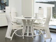 Table Saint Cyr Ronde Fixe -